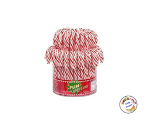Candy canes rouges - Candy Paradise