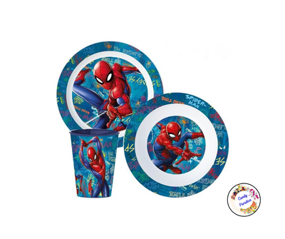 Set de cuisine Spiderman 2 - Candy Paradise
