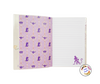 Cahier Glitter Aladdin - Candy Paradise