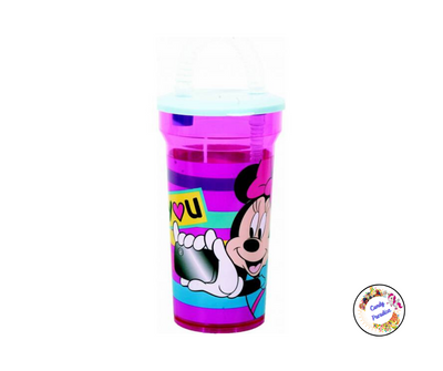Verre paille Minnie - Candy Paradise