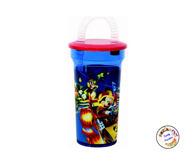 Verre paille Mickey - Candy Paradise