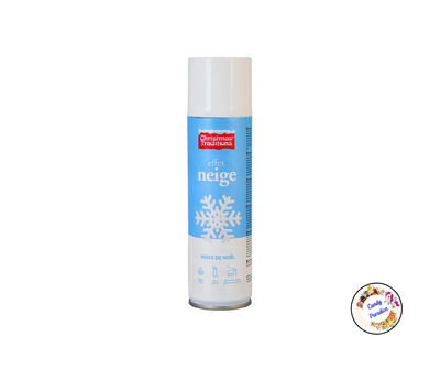 Bombe spray neige - Candy Paradise