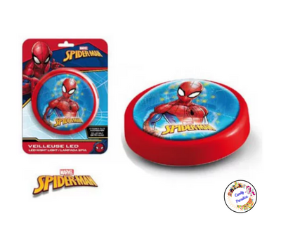 Lampe Led Spiderman - Candy Paradise