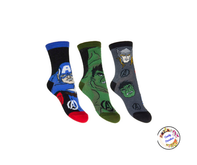 Chaussettes Avengers 1 - Candy Paradise