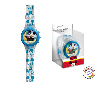 Montre digitale Mickey avec led - Candy Paradise