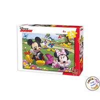 Puzzle Mickey - Candy Paradise