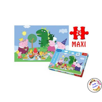 Maxi Puzzle Peppa Pig - Candy Paradise