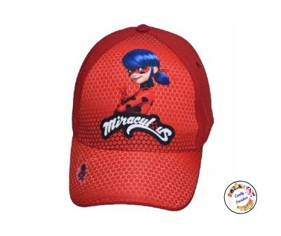 Casquette Miraculous - Candy Paradise