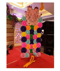 Mehendi Decoration full