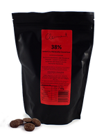 38% Criolait Vollmilch Couverture Rondos - Clement Chococult