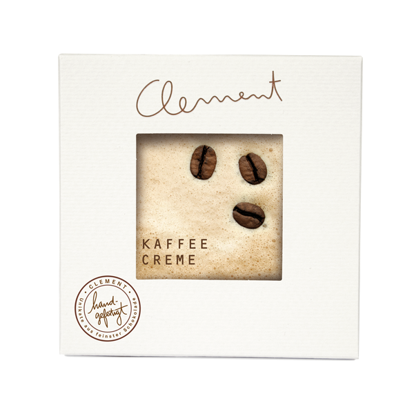 Mini Carré – Kaffee Creme - Clement Chococult