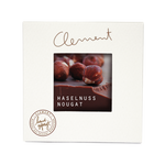 Clement Mini Carré – Haselnuss-Nougat