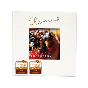 Clement Mini Carré – Bratapfel