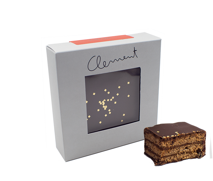 Cult Cake - Clement Chococult