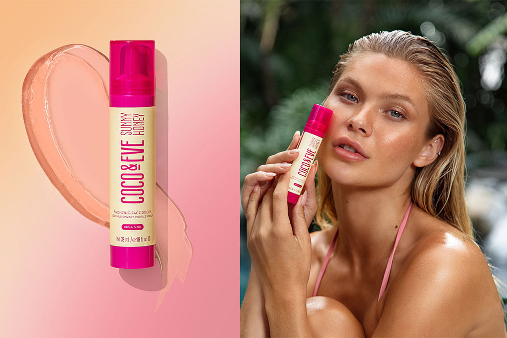 Why Sunny Honey Bronzing Face Drops are Your Next Obsession