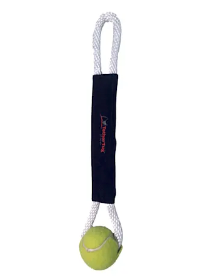Tether Tug Ball Toy