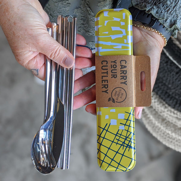 Carry Your Cutlery Set