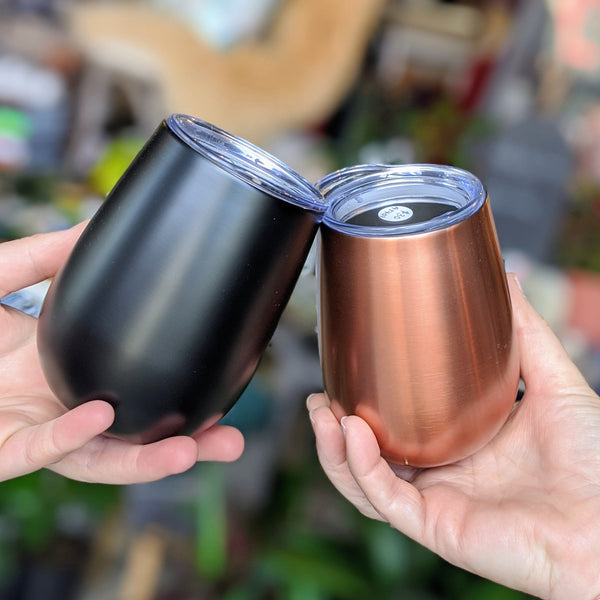 Double Walled Tumbler for wine/water/drinks