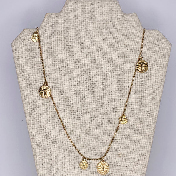 Necklaces - Gold