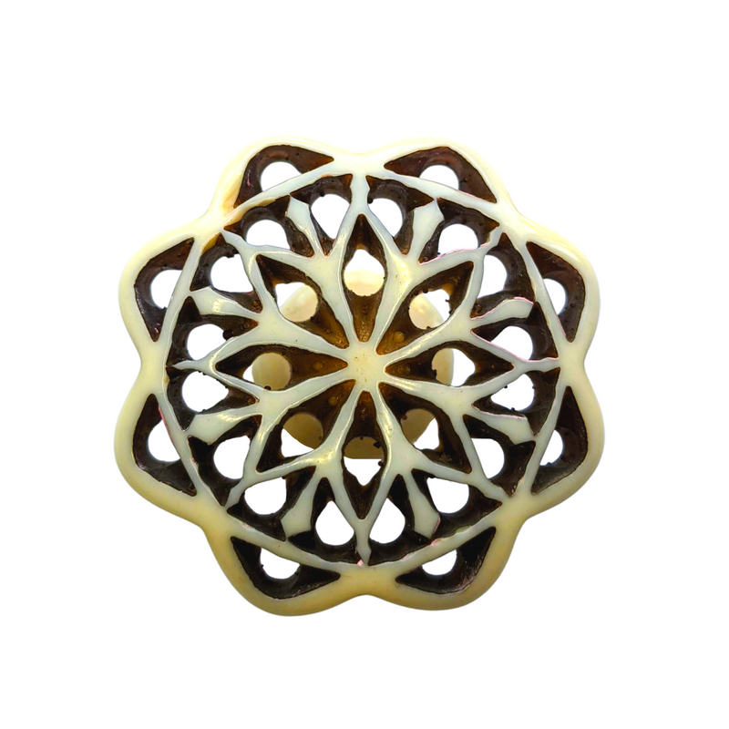 Knobs - Carved Pattern