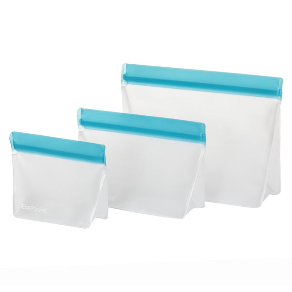 Reusable EcoPocket Starter 3 Pack