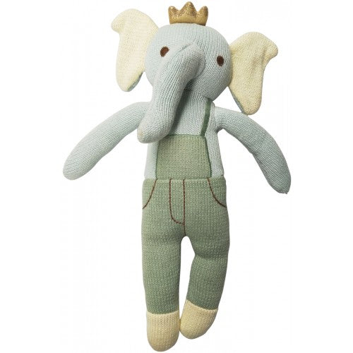 Baby Toy - Elephant with Crown