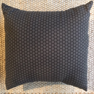 Spotty Black Cushion