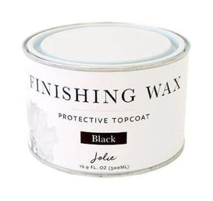 Jolie Finishing Wax BLACK