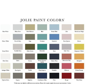 Small Project Kit - Jolie Paints