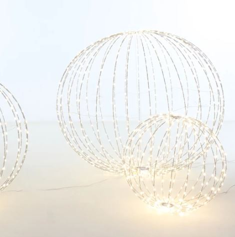 LED Hanging Sphere
