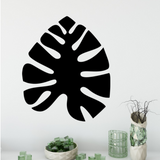 Monstera Leaf Sign