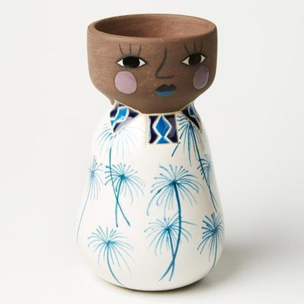 Miss Lola Face Vase - SOLD OUT, BACK SOON