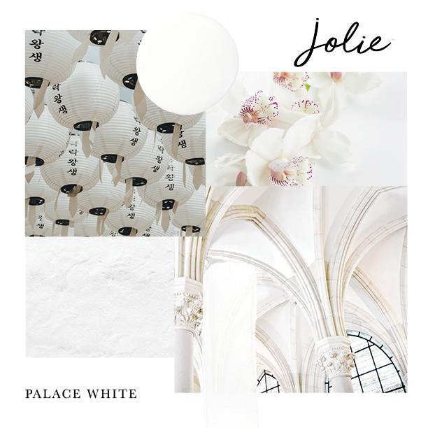 Jolie PALACE WHITE Premium Paint