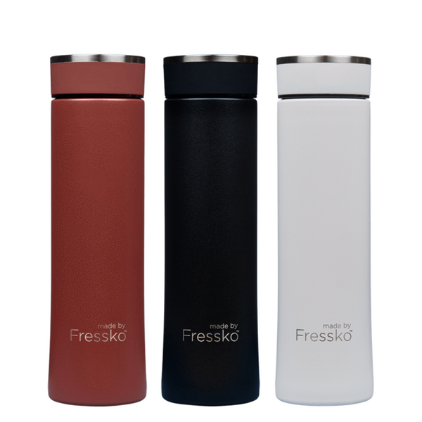 Insulated Stainless Steel Infusion Flask - Fressko