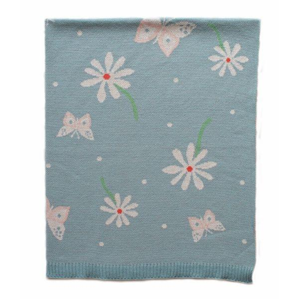 Baby Blanket - Enchanted Garden