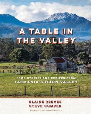 Book - A Table in the Valley