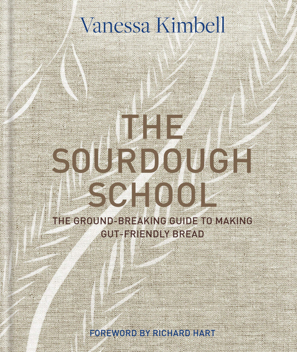 Book - The Sourdough School - Vanessa Kimbell