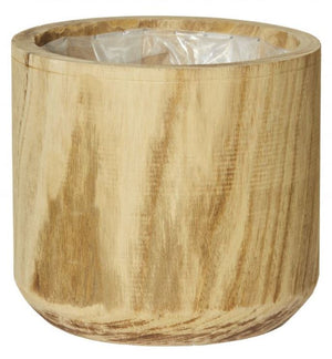 Dan Wooden Pot