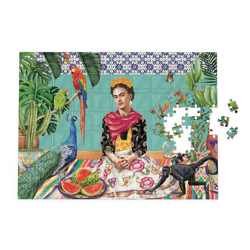 Puzzle:  1000 piece puzzle Frida's paradise - BACK IN STOCK!