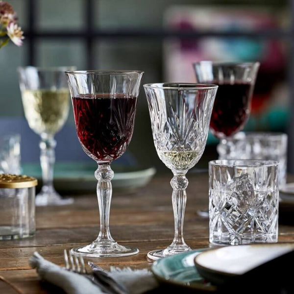 Glass - Red Wine 270ml