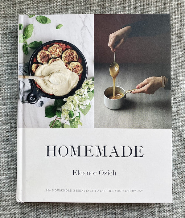 Book - Homemade - Eleanor Ozich