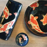 NEW Koi Carp Dishes & Plates from Japan