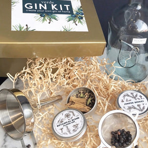 diy GIN KIT by Verde