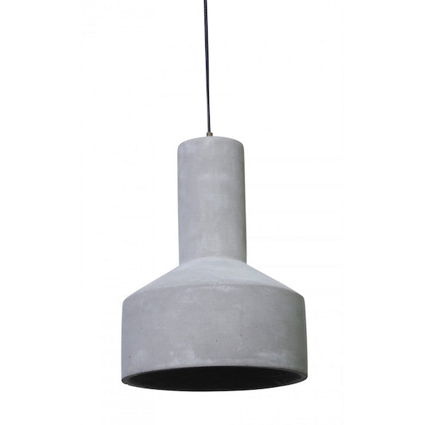Light Concrete Pendant Light