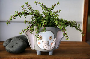Elephant Planter SOLD OUT BACK SOON