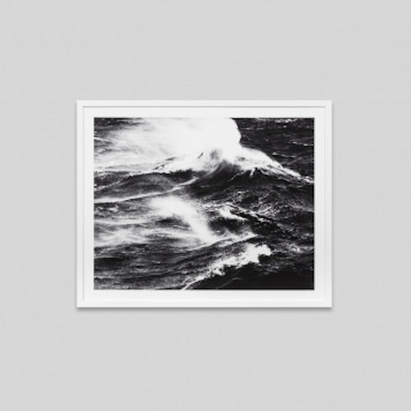 Breaking Wave 4 Print