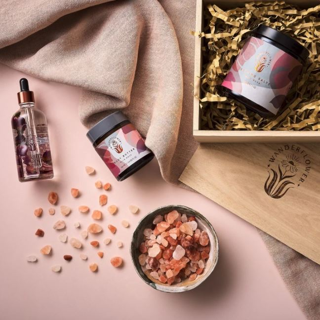 Time to Unwind Kit - Wild Rose