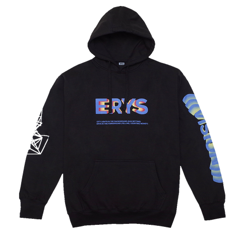EVERYTHING HOODIE (BLACK) + DIGITAL ALBUM