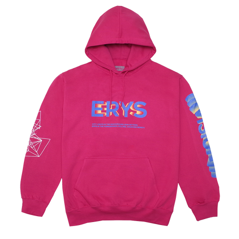 EVERYTHING HOODIE (PINK) + DIGITAL ALBUM