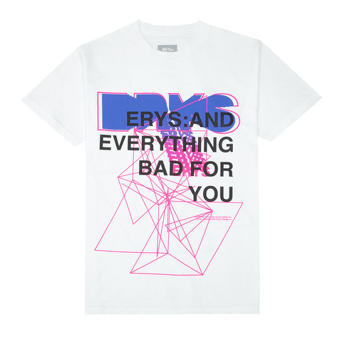 EVERYTHING T-SHIRT (WHITE) + DIGITAL ALBUM